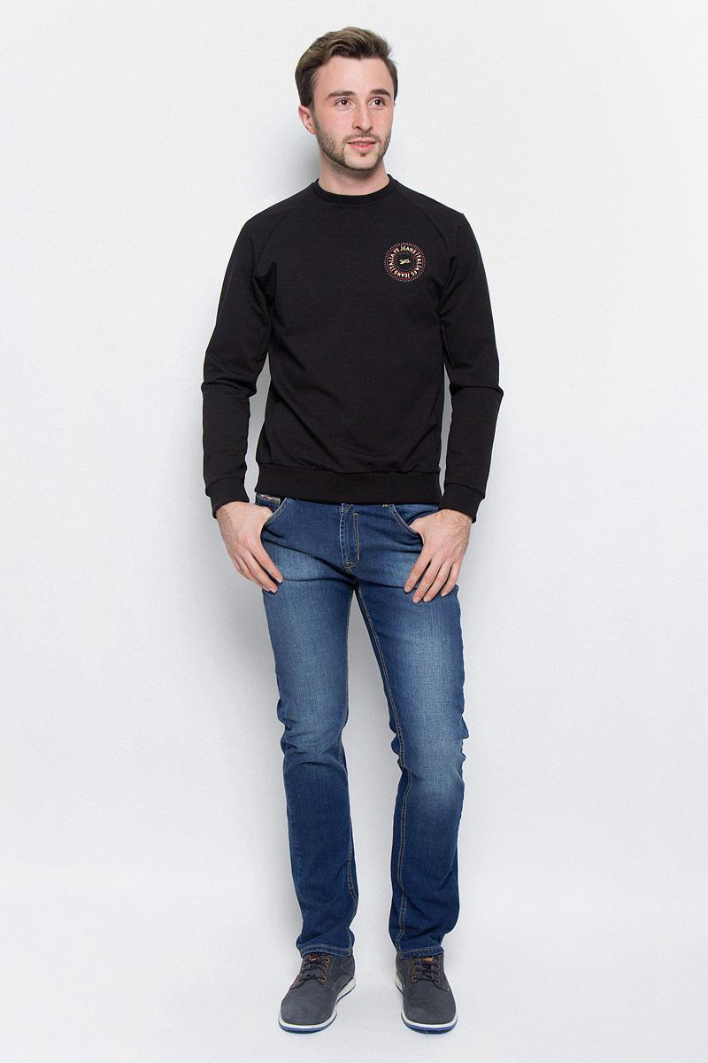 Джинсы мужские F5, цвет: синий. 265036_09474. Размер 32-34 (48-34) джинсы женские f5 цвет синий 19202 размер 31 34 46 48 34