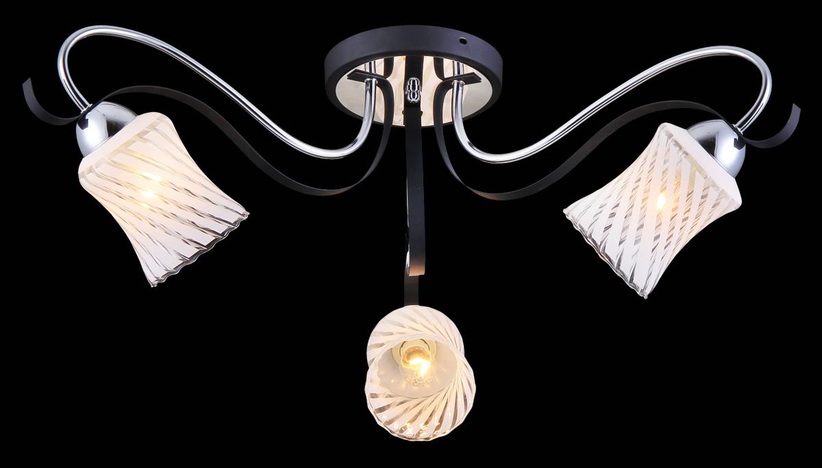 Люстра Natali Kovaltseva, выполненная в классическом стиле, станет украшением вашей комнаты и изысканно дополнит интерьер. Люстра выполнена из металла с хромированным покрытием, плафоны изготовлены из муранского стекла. В коллекциях Natali Kovaltseva представлены разные стили - от классики до хайтека. Дизайн и технологическая составляющая продукции разрабатывается в R&D центре компании, который находится в г. Дюссельдорф, Германия. При производстве продукции используются высококачественные и эксклюзивные материалы: хрусталь ASFOR, муранское стекло, перламутр, 24-каратное золото, бронза. Производство светильников соответствует стандарту системы менеджмента качества ISO 9001-2000. На всю продукцию ТМ Natali Kovaltseva распространяется гарантия.