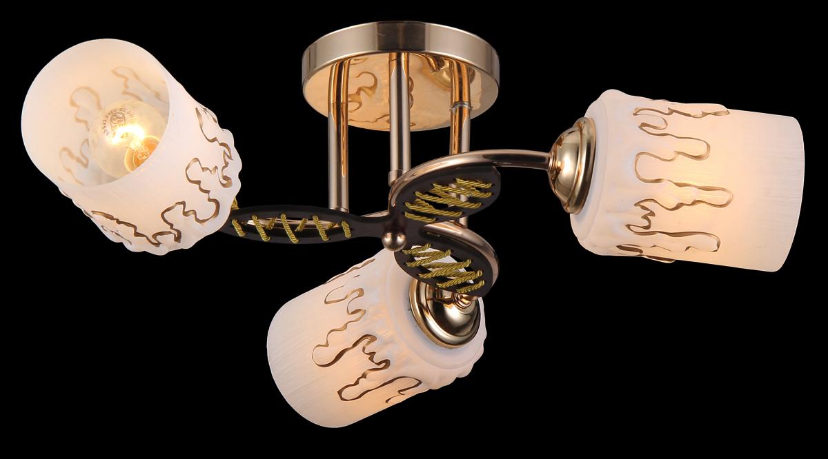 Люстра Natali Kovaltseva, 3 x E27, 40W. 11461/3C11461/3C FRENCHЛюстра Natali Kovaltseva, выполненная в классическом стиле, станет украшением вашей комнаты и изысканно дополнит интерьер. Люстра выполнена из металла с хромированным покрытием, плафоны изготовлены из муранского стекла. В коллекциях Natali Kovaltseva представлены разные стили - от классики до хайтека. Дизайн и технологическая составляющая продукции разрабатывается в R&D центре компании, который находится в г. Дюссельдорф, Германия. При производстве продукции используются высококачественные и эксклюзивные материалы: хрусталь ASFOR, муранское стекло, перламутр, 24-каратное золото, бронза. Производство светильников соответствует стандарту системы менеджмента качества ISO 9001-2000. На всю продукцию ТМ Natali Kovaltseva распространяется гарантия.