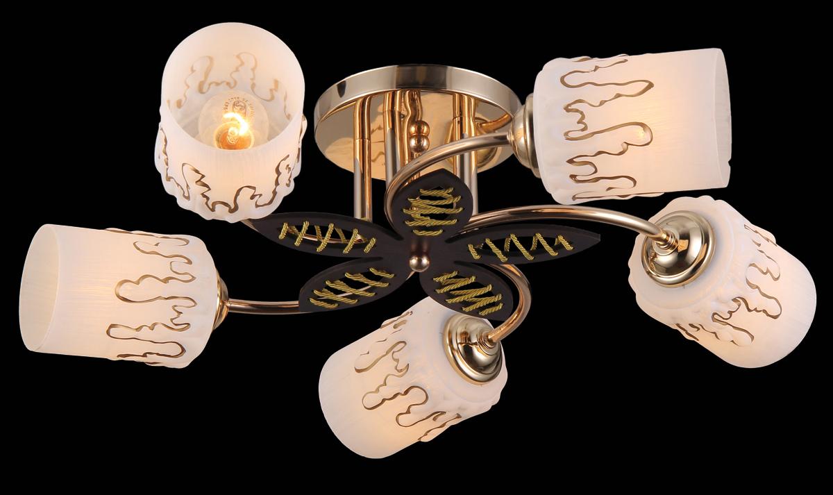 Люстра Natali Kovaltseva, 5 x E27, 40W. 11461/5C11461/5C FRENCHЛюстра Natali Kovaltseva, выполненная в классическом стиле, станет украшением вашей комнаты и изысканно дополнит интерьер. Люстра выполнена из металла с хромированным покрытием, плафоны изготовлены из муранского стекла. В коллекциях Natali Kovaltseva представлены разные стили - от классики до хайтека. Дизайн и технологическая составляющая продукции разрабатывается в R&D центре компании, который находится в г. Дюссельдорф, Германия. При производстве продукции используются высококачественные и эксклюзивные материалы: хрусталь ASFOR, муранское стекло, перламутр, 24-каратное золото, бронза. Производство светильников соответствует стандарту системы менеджмента качества ISO 9001-2000. На всю продукцию ТМ Natali Kovaltseva распространяется гарантия.