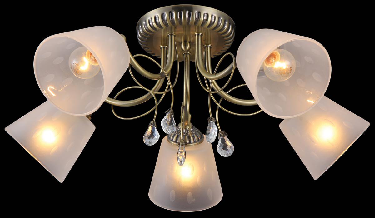 Люстра Natali Kovaltseva, 5 x E14, 60W. 75014-5CMAJESTIC 75014-5C ANTIQUEЛюстра Natali Kovaltseva, выполненная в классическом стиле, станет украшением вашей комнаты и изысканно дополнит интерьер. Люстра выполнена из металла с хромированным покрытием, плафоны изготовлены из муранского стекла. В коллекциях Natali Kovaltseva представлены разные стили - от классики до хайтека. Дизайн и технологическая составляющая продукции разрабатывается в R&D центре компании, который находится в г. Дюссельдорф, Германия. При производстве продукции используются высококачественные и эксклюзивные материалы: хрусталь ASFOR, муранское стекло, перламутр, 24-каратное золото, бронза. Производство светильников соответствует стандарту системы менеджмента качества ISO 9001-2000. На всю продукцию ТМ Natali Kovaltseva распространяется гарантия.