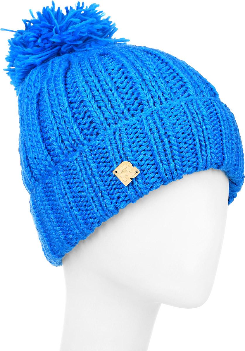 Шапка R.Mountain, цвет: голубой. ICE 8186. Размер 54/56