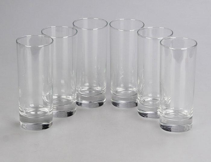 Набор стаканов Luminarc Исланд, 330 мл, 6 штJ0040Набор Luminarc Исланд состоит из 6 высоких стаканов, выполненных из высококачественногостекла. Изделия подходят для сока, воды,лимонада и других напитков.Такой набор станет прекрасным дополнениемсервировки стола, подойдет для ежедневногоиспользования и для торжественных случаев.Можно мыть в посудомоечной машине.Объем стакана: 330 мл. Высота стакана: 15,5 см. Диаметр стакана: 6 см.