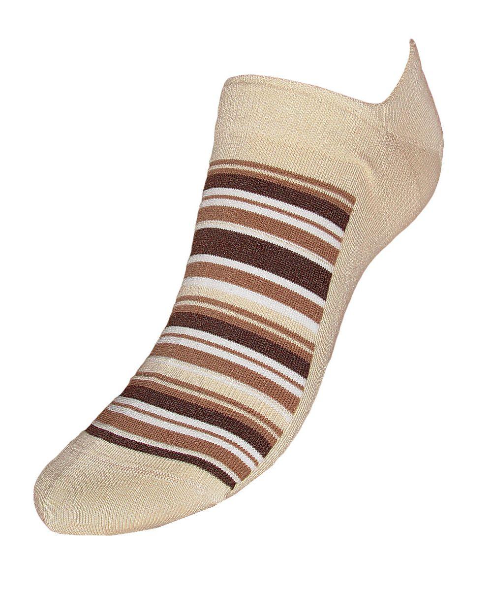 Носки женские Гранд, цвет: бежевый, 2 пары. SCL35. Размер 23/25SCL35Женские носки Гранд выполнены из высококачественного хлопка, предназначены для повседневной носки. Укороченные носки изготовлены по европейским стандартам из самой лучшей гребенной пряжи, хорошо держат форму и обладают повышенной воздухопроницаемостью, имеют безупречный внешний вид, усиленные пятку и мысок для повышенной износостойкости, после стирки не меняют цвет. Носки долгое время сохраняют форму и цвет, а так же обладают антибактериальными и терморегулирующими свойствами.