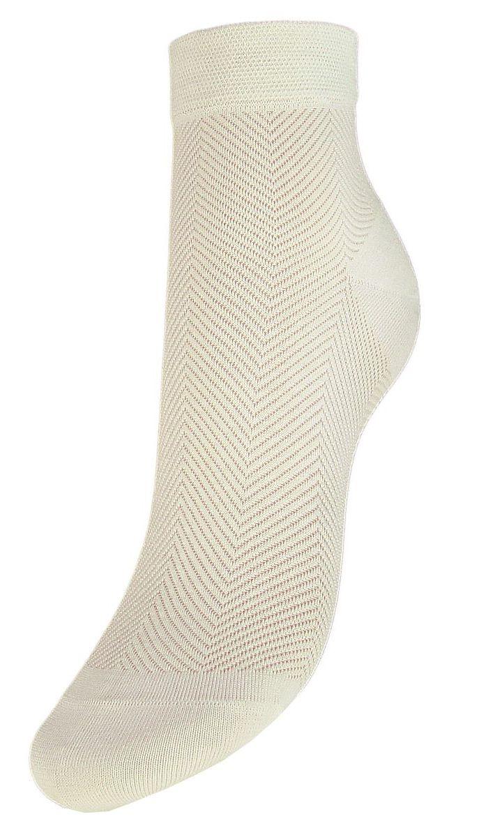 Носки женские Гранд, цвет: белый, 2 пары. SB12. Размер 25SB12Элитные женские носки Гранд выполнены из бамбука. Основа натурального материала - высококачественный бамбук. Носки имеют легкий шелковый блеск, обладают антибактериальными свойствами, хорошо впитывают влагу, не садятся и не деформируются, не линяют после стирок. Используя европейские стандарты на современных вязальных автоматах, компания Гранд предоставляет покупателю высокое качество изготавливаемой продукции.