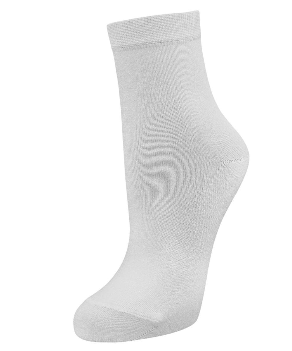 Носки женские Гранд, цвет: белый, 2 пары. SCL98. Размер 23/25SCL98Женские носки Гранд выполнены из высококачественного хлопка. Носки изготовлены по европейским стандартам из лучшей гребенной пряжи, предназначены для повседневной носки. Носки имеют безупречный внешний вид, усиленные пятку и мысок для повышенной износостойкости, после стирки не меняют цвет. Используя европейские стандарты на современных вязальных автоматах, компания Гранд предоставляет покупателю высокое качество изготавливаемой продукции.