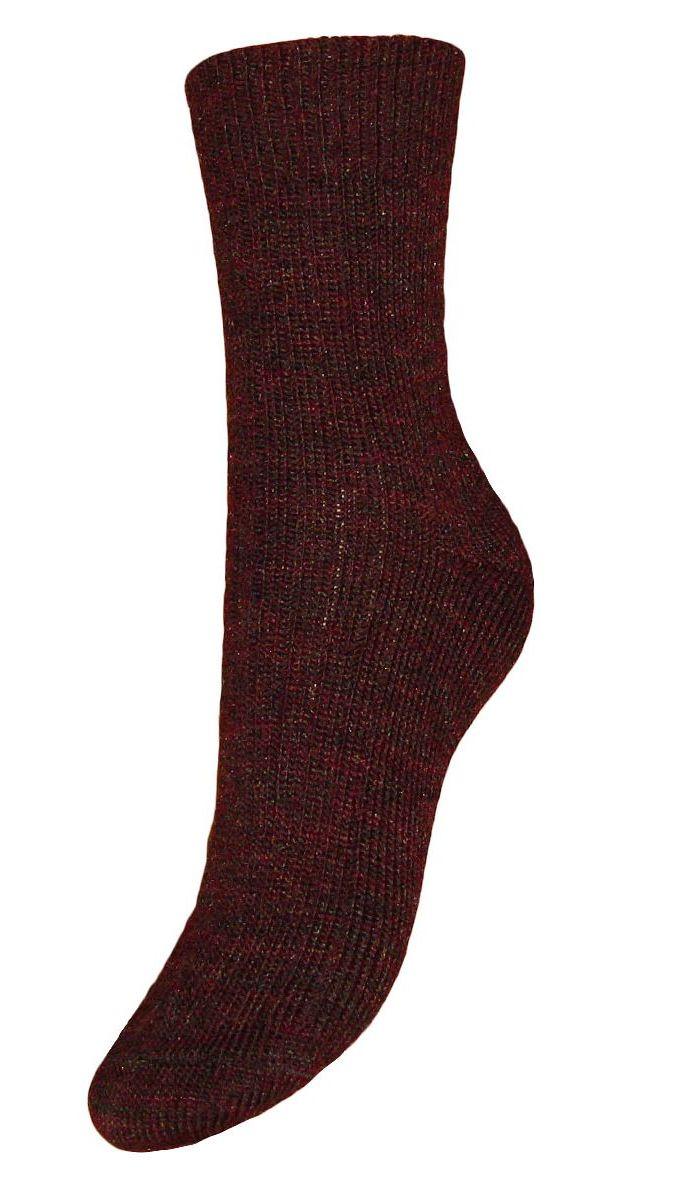 Носки женские Гранд, цвет: бордовый, 2 пары. SA70. Размер 23/25SA70Женские зимние носки Гранд выполнены из высококачественной пряжи. Носки имеют легкий шелковый блеск, усиленные пятку и мысок для повышенной износостойкости, безупречный внешний вид, после стирки не меняют цвет. Функция отвода влаги позволяет сохранить ноги сухими. Благодаря свойствам эластана, не теряют первоначальный вид. Носки произведены по европейским стандартам на современных вязальных автоматах.