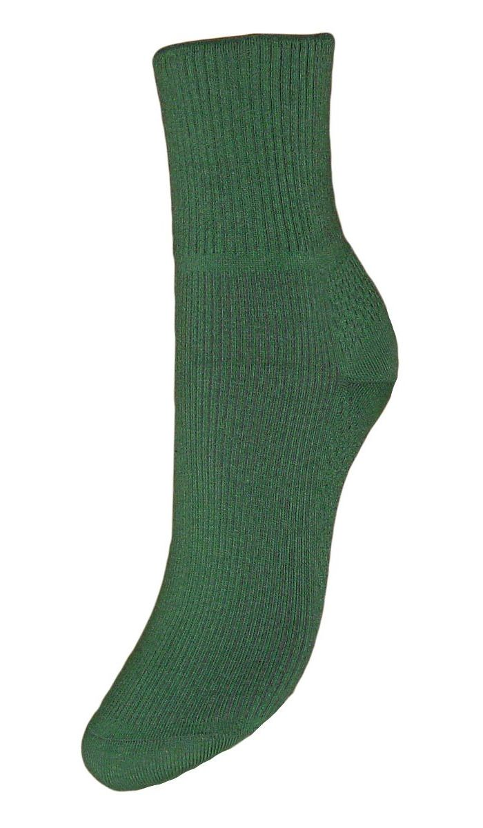 Купить Носки женские Гранд, цвет: зеленый, 2 пары. SCL67/1. Размер 23/25