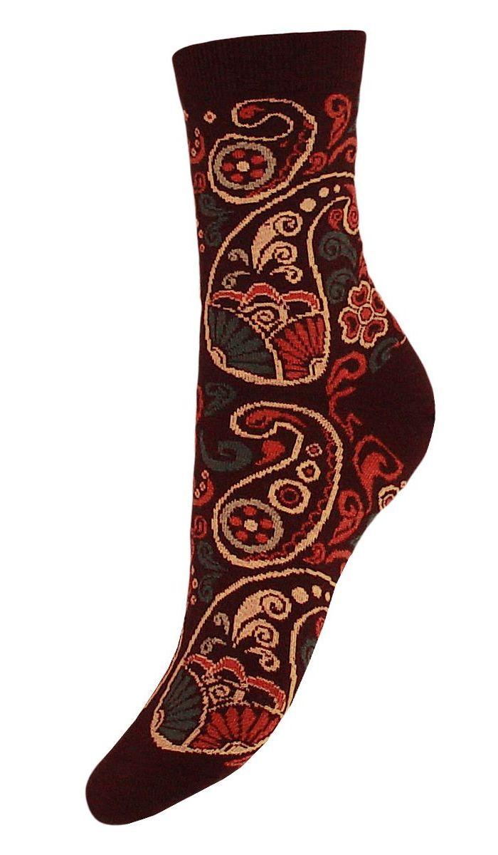 Носки женские Гранд, цвет: коричневый, 2 пары. SCL74. Размер 23/25SCL74Женские носки Гранд выполнены из высококачественного хлопка. Носки с бесшовной технологией зашивки мыска (кеттельный шов), оформленные оригинальным узором, хорошо держат форму и обладают повышенной воздухопроницаемостью, имеют безупречный внешний вид, усиленные пятку и мысок для повышенной износостойкости, после стирки не меняют цвет. Функция отвода влаги позволяет сохранить ноги сухими. Благодаря свойствам эластана, не теряют первоначальный вид. Носки долгое время сохраняют форму и цвет, а так же обладают антибактериальными и терморегулирующими свойствами.