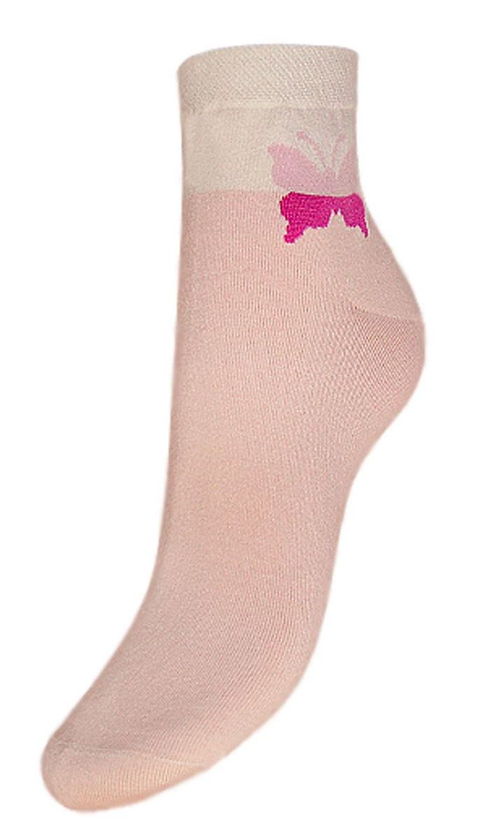 Купить Носки женские Гранд, цвет: розовый, 2 пары. SCL24. Размер 23/25