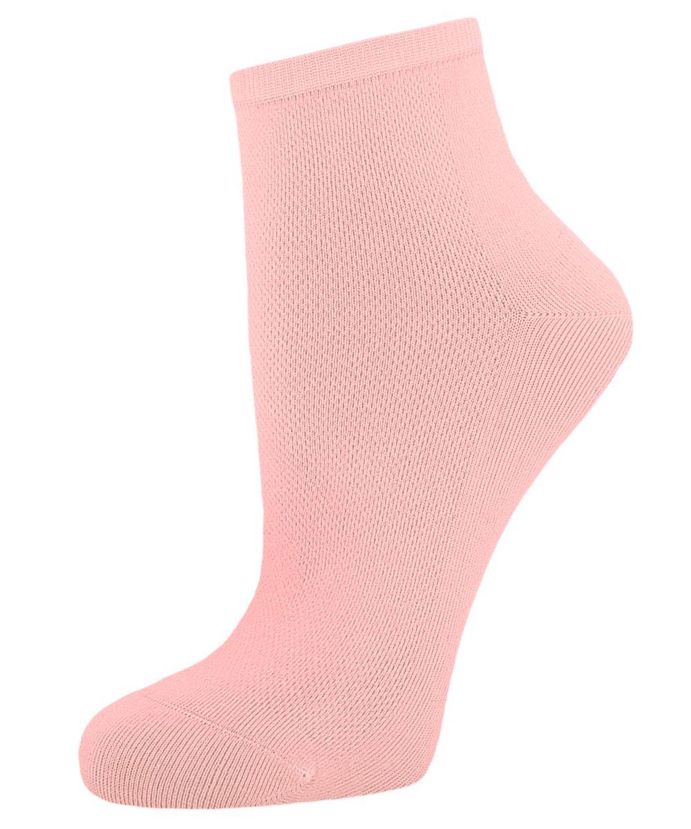 Носки женские Гранд, цвет: розовый, 2 пары. SCL48. Размер 23/25SCL48Женские носки Гранд выполнены из высококачественного хлопка, предназначены для повседневной носки. Носки с бесшовной технологией зашивки мыска (кеттельный шов) изготовлены по европейским стандартам из самой лучшей гребенной пряжи, хорошо держат форму и обладают повышенной воздухопроницаемостью, имеют безупречный внешний вид, усиленные пятку и мысок для повышенной износостойкости, после стирки не меняют цвет. Функция отвода влаги позволяет сохранить ноги сухими. Благодаря свойствам эластана, не теряют первоначальный вид. Носки долгое время сохраняют форму и цвет, а так же обладают антибактериальными и терморегулирующими свойствами.