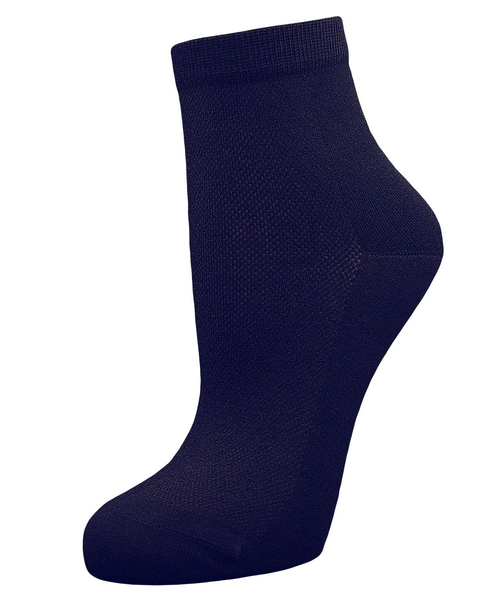 Носки женские Гранд, цвет: темно-синий, 2 пары. SCL48. Размер 23/25 носки гранд носки