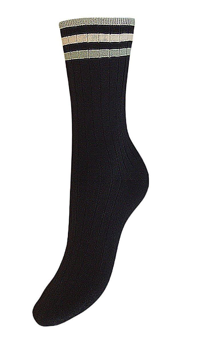 Купить Носки женские Гранд, цвет: темно-синий, 2 пары. SCL73. Размер 23/25