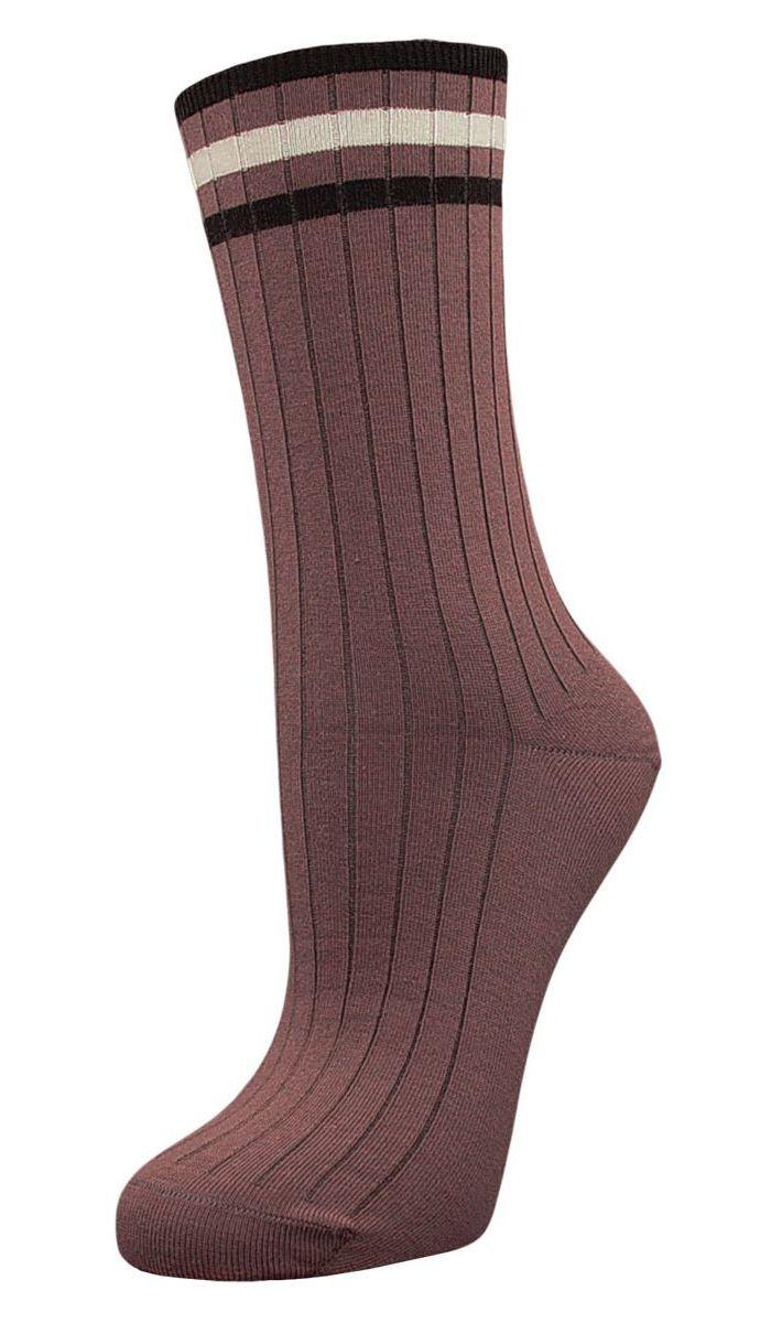 Купить Носки женские Гранд, цвет: сиреневый, 2 пары. SCL73. Размер 23/25