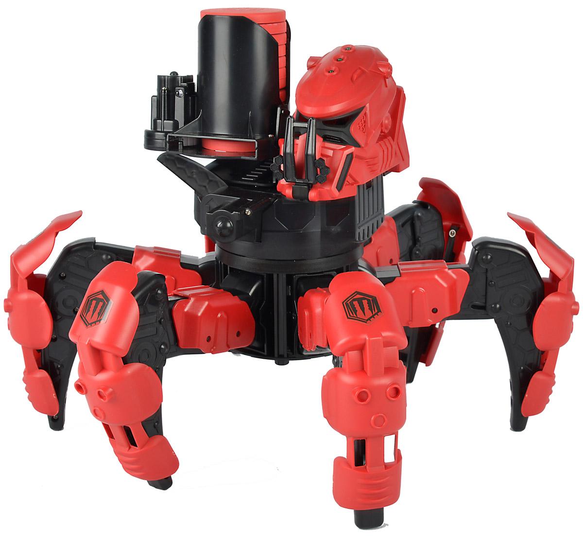 Dickie Toys Робот на радиоуправлении Doom Razor