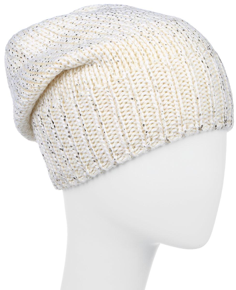 Шапка женская R.Mountain, цвет: белый. ICE 8500. Размер 54/56ICE 8500Женская шапка R.Mountain изготовлена из шерсти и акрила. Элегантная шапка удлинённого фасона. Тёплая и плотная для холодной погоды. Отлично будет смотреться с шарфом 77-271-09, с которым можно создать комплект. Уважаемые клиенты!Размер, доступный для заказа, является обхватом головы.