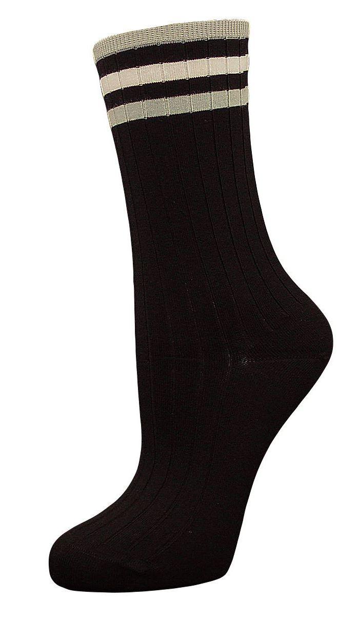 Носки женские Гранд, цвет: черный, 2 пары. SCL73. Размер 23/25SCL73Женские носки Гранд с медицинской резинкой изготовлены по специальной технологии для людей, страдающих заболеваниями ног, а также для тех, кто думает о своем здоровье и хочет предотвратить эти заболевания. Носки предназначены для оздоровления ног и профилактики венозной недостаточности, а также для снятия синдрома тяжести в ногах. Данная модель медицинских носков мягкая, удобная, эластичная. Хорошо держит форму и обладает повышенной воздухопроницаемостью. Функция отвода влаги позволяет сохранить ноги сухими. Используя европейские стандарты на современных вязальных автоматах, компания Гранд предоставляет покупателю высокое качество изготавливаемой продукции.