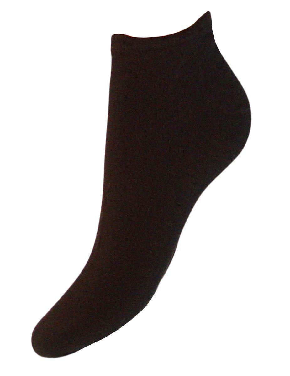 Носки женские Гранд, цвет: черный, 2 пары. SML4. Размер 23/25SML4Женские носки Гранд выполнены из высококачественного модала, для повседневной носки. Носки с укороченным паголенком изготовлены по европейским стандартам из лучшего волокна, имеют бархатистую структуру, обладают повышенной воздухопроницаемостью, не линяют после стирок. Функция отвода влаги позволяет сохранить ноги сухими. Благодаря свойствам эластана, не теряют первоначальный вид. Используя европейские стандарты на современных вязальных автоматах, компания Гранд предоставляет покупателю высокое качество изготавливаемой продукции.