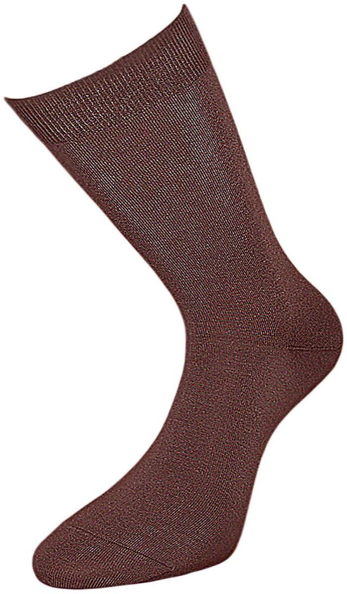 Носки мужские Гранд, цвет: коричневый, 2 пары. ZB67. Размер 29ZB67Классические мужские носки Гранд изготовлены из высококачественного бамбука с добавлением полиамидных и эластановых волокон, они обладают антибактериальными и теплоизолирующими свойствами, хорошо впитывают влагу, не садятся и не деформируются. Изделие имеет легкий шелковый блеск. Мягкая анатомическая резинка идеально облегает ногу. Мысок и пятка усилены. В комплект входят две пары носков.