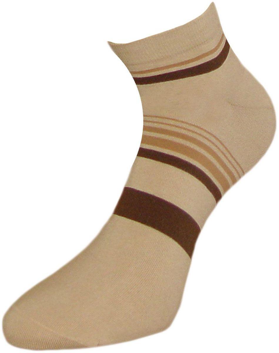 Носки мужские Гранд, цвет: бежевый, 2 пары. ZCL84. Размер 29/31 носки детские гранд цвет серый 2 пары tcl8 размер 22 24