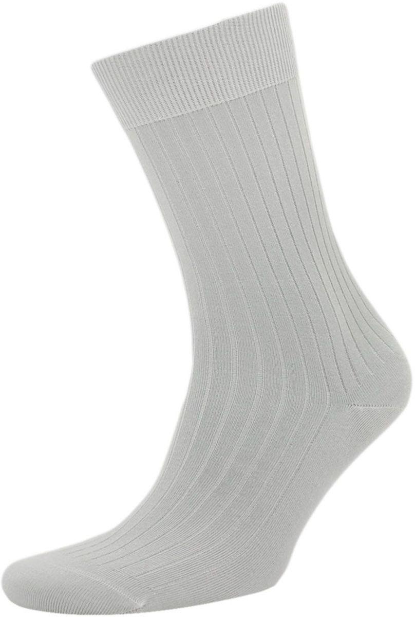 Носки мужские Гранд, цвет: светло-серый, 2 пары. Z007. Размер 25Z007Элитные однотонные мужские носки Гранд выполнены из бамбука. Носки имеют легкий шелковый блеск. Носки с бесшовной технологией (кеттельный, плоский шов) обладают антибактериальными и теплоизолирующими свойствами, хорошо впитывают влагу, не садятся, не деформируются и не линяют после стирок, имеют мягкую анатомическую резинку, усиленные пятку и мысок.