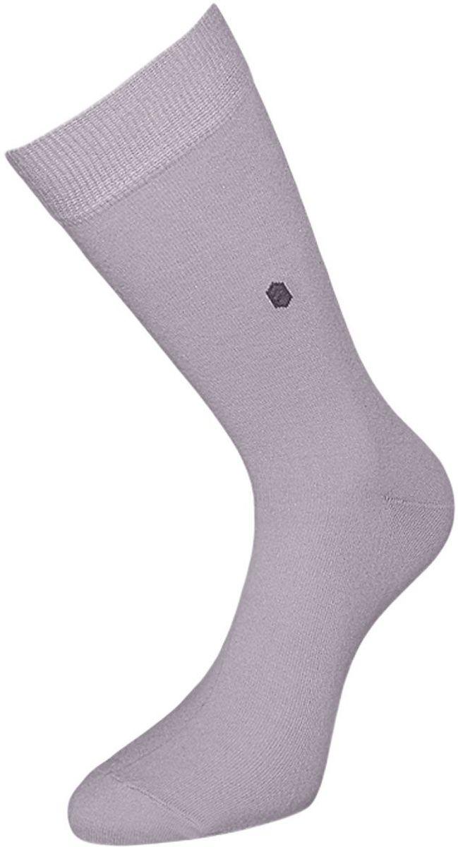 Носки мужские Гранд, цвет: светло-серый, 2 пары. ZCL110. Размер 29/31ZCL110Мужские носки Гранд выполнены из хлопка и оформлены мелким рисунком на паголенке, для повседневной носки. Носки с бесшовной технологией зашивки мыска (кеттельный шов) хорошо держат форму и обладают повышенной воздухопроницаемостью, после стирки не меняют цвет, имеют безупречный внешний вид, усиленные пятку и мысок для повышенной износостойкости, благодаря свойствам эластана, не теряют первоначальный вид. Носки произведены по европейским стандартам на современных вязальных автоматах.
