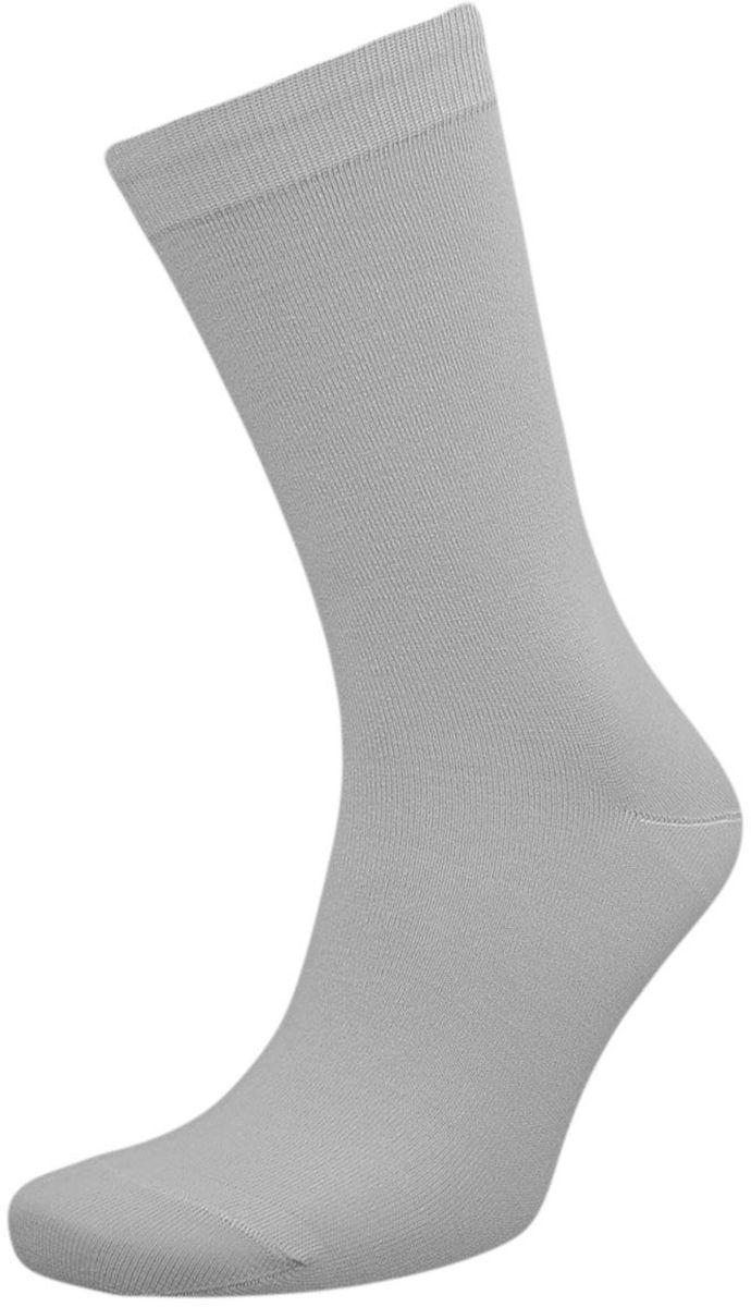 Носки мужские Гранд, цвет: светло-серый, 2 пары. ZCL98. Размер 29/31 носки гранд носки