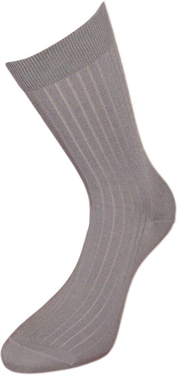Носки мужские Гранд, цвет: серый, 2 пары. Z007. Размер 27Z007Элитные однотонные мужские носки Гранд выполнены из бамбука. Носки имеют легкий шелковый блеск. Носки с бесшовной технологией (кеттельный, плоский шов) обладают антибактериальными и теплоизолирующими свойствами, хорошо впитывают влагу, не садятся, не деформируются и не линяют после стирок, имеют мягкую анатомическую резинку, усиленные пятку и мысок.