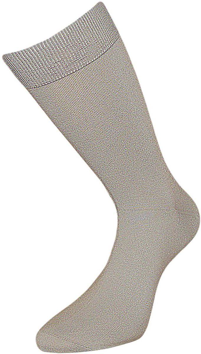 Носки мужские Гранд, цвет: серый, 2 пары. ZS0. Размер 27ZS0Элитные мужские носки Гранд выполнены из шелка. Основа натурального материала - высококачественный шелк. Носки с бесшовной технологией (кеттельный, плоский шов) не садятся и не деформируются, не линяют после стирок, имеют оптимальную высоту паголенка, мягкую анатомическую резинку и усиленные пятку и мысок. Носки произведены по европейским стандартам на современных вязальных автоматах.