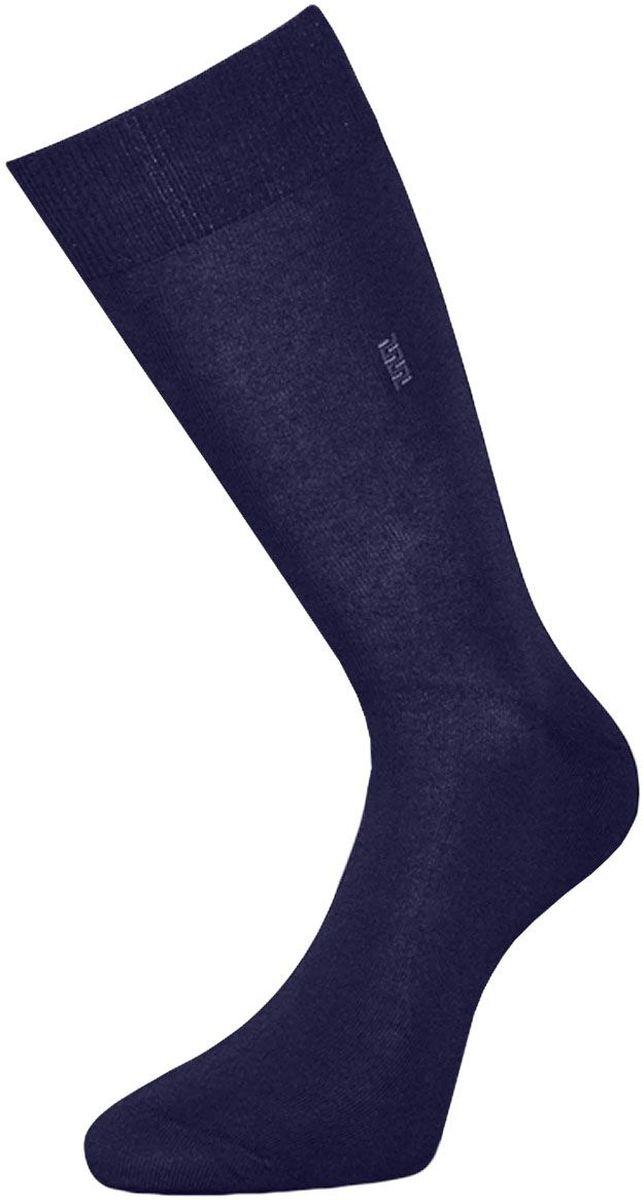 Носки мужские Гранд, цвет: синий, 2 пары. ZC4. Размер 29ZC4Классические мужские носки Гранд выполнены из высококачественного хлопка, для повседневной носки. Носки, оформленные небольшим рисунком на паголенке, имеют кеттельный шов (плоский), усиленные пятку и мысок, анатомическую резинку. Носки долгое время сохраняют форму и цвет, а так же обладают антибактериальными и терморегулирующими свойствами.