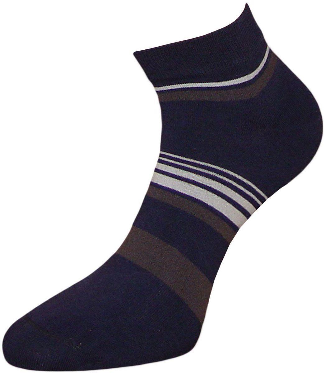 Носки мужские Гранд, цвет: темно-синий, 2 пары. ZCL84. Размер 25/27 носки гранд носки
