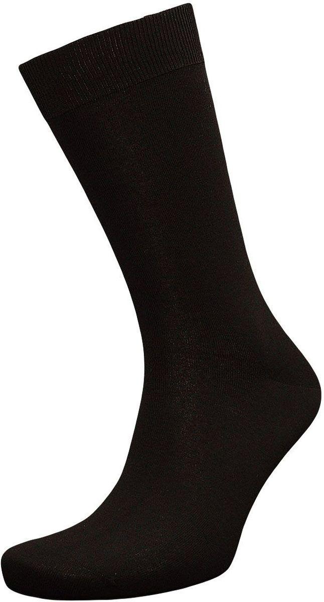 Носки мужские Гранд, цвет: черный, 2 пары. ZB67. Размер 29ZB67Классические мужские носки Гранд изготовлены из высококачественного бамбука с добавлением полиамидных и эластановых волокон, они обладают антибактериальными и теплоизолирующими свойствами, хорошо впитывают влагу, не садятся и не деформируются. Изделие имеет легкий шелковый блеск. Мягкая анатомическая резинка идеально облегает ногу. Мысок и пятка усилены. В комплект входят две пары носков.