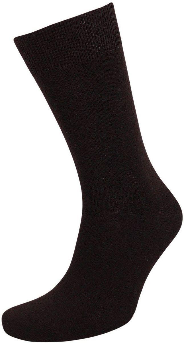 Носки мужские Гранд, цвет: черный, 2 пары. ZC0. Размер 27