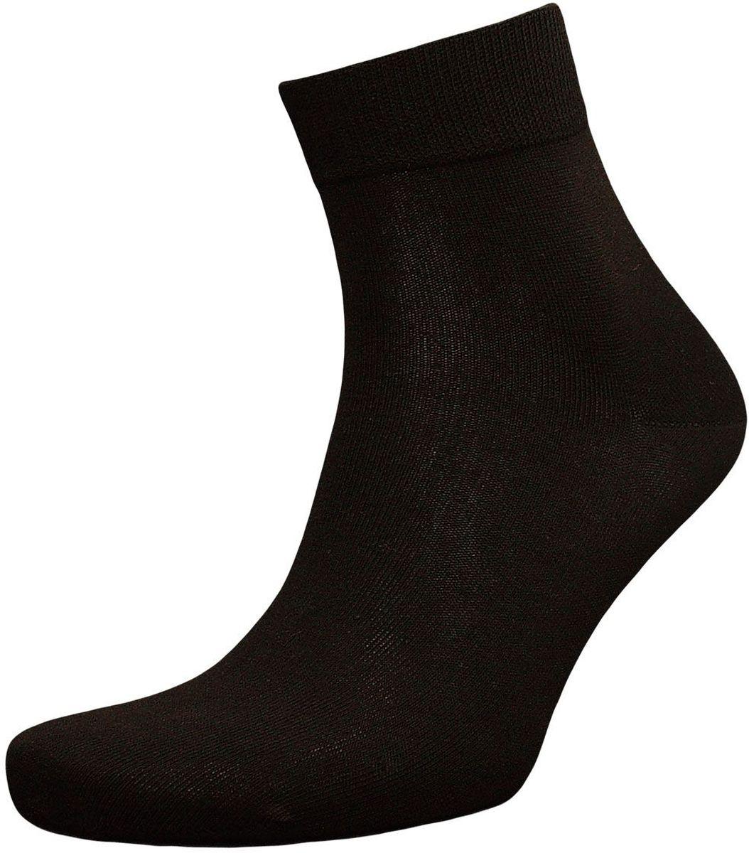 Носки мужские Гранд, цвет: черный, 2 пары. ZC113. Размер 27ZC113Классические мужские носки Гранд выполнены из высококачественного хлопка, для повседневной носки. Укороченные носки имеют кеттельный шов (плоский), усиленные пятку и мысок, анатомическую резинку. Носки долгое время сохраняют форму и цвет, а так же обладают антибактериальными и терморегулирующими свойствами.