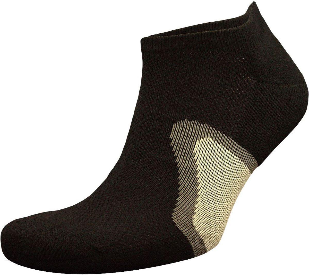 Носки мужские Гранд, цвет: черный, 2 пары. ZC46. Размер 27ZC46Мужские носки из высококачественного хлопка для занятий спортом:- сделаны из натурального волокна с уникальной терморегуляцией;- бесшовная технология (кеттельный, плоский шов);- после стирки не меняют цвет;- усиленны пятка и мысок для повышенной износостойкости;- функция отвода влаги позволяет сохранить ноги сухими;- благодаря свойствам эластана, не теряют первоначальный вид;Носки произведены по европейским стандартам на современный вязальных автоматах.
