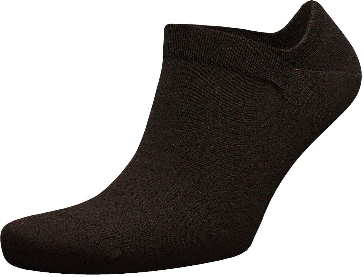 Носки мужские Гранд, цвет: черный, 2 пары. ZCL105. Размер 25/27ZCL105Мужские укороченные носки Гранд выполнены из хлопка, Основа материала - высококачественный хлопок. Носки хорошо держат форму и обладают повышенной воздухопроницаемостью, не линяют после многочисленных стирок, имеют кеттельный шов и мягкую анатомическую резинку.
