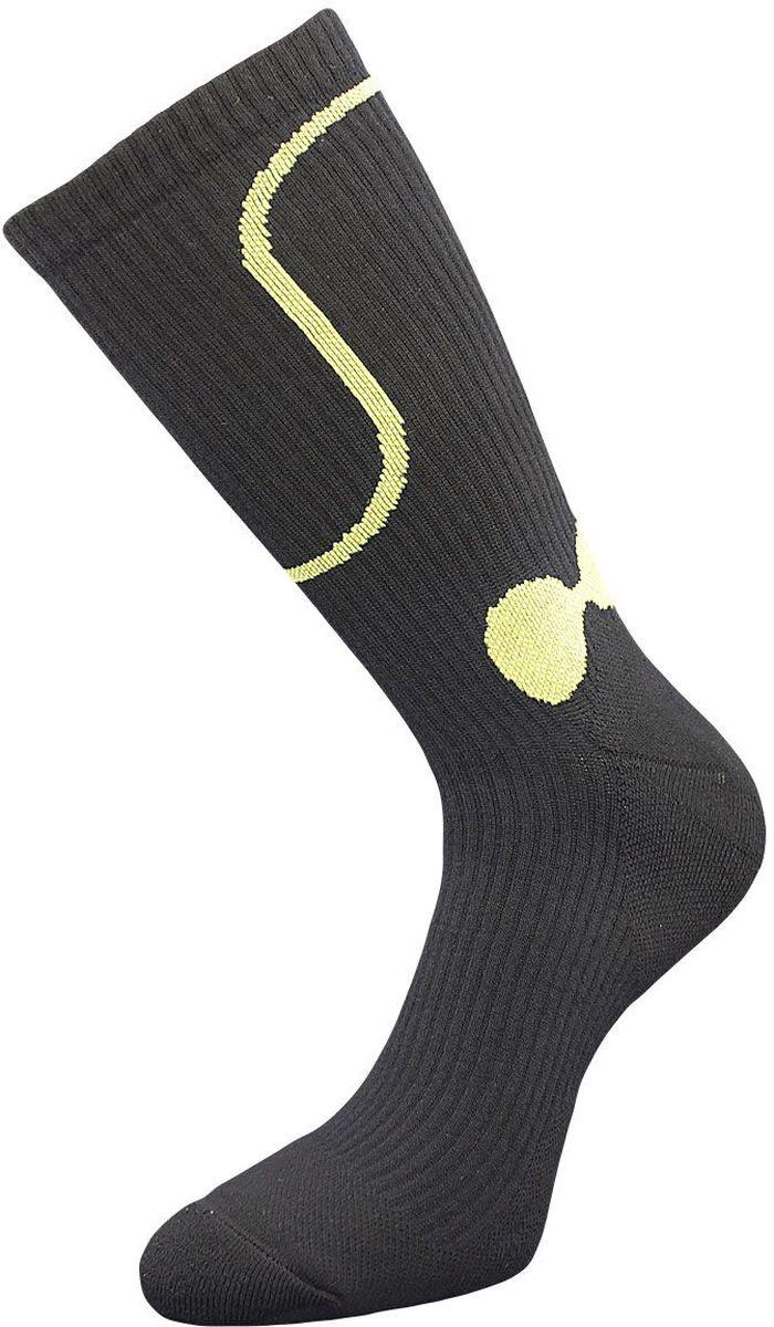 Носки мужские Гранд, цвет: черный, 2 пары. ZCL23M. Размер 27/29ZCL23MМужские носки Гранд выполнены из высококачественного хлопка, для занятий спортом. Носки изготовлены из натурального волокна с уникальной терморегуляцией, имеют мягкий махровый след, который придает удобство при движении. Носки с бесшовной технологией (кеттельный, плоский шов) после стирки не меняют цвет, имеют усиленные пятку и мысок для повышенной износостойкости. Функция отвода влаги позволяет сохранить ноги сухими. Благодаря свойствам эластана, не теряют первоначальный вид. Носки произведены по европейским стандартам на современных вязальных автоматах.