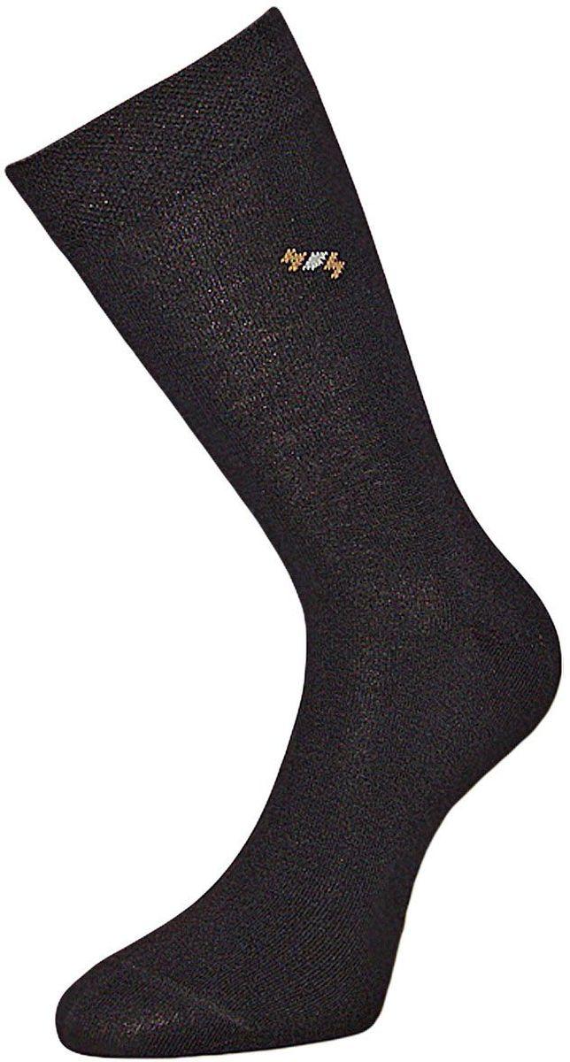 Носки мужские Гранд, цвет: черный, 2 пары. ZWL69. Размер 29/31ZWL69Элитные мужские носки гранд выполнены из шерсти. Модель изготовлена из натурального волокна с уникальной терморегуляцией по бесшовной технологии (кеттельный, плоский шов). Носки устойчивы к сминанию, обеспечивают хороший воздухообмен и антибактериальную защиту, имеют оптимальную высоту паголенка, мягкую анатомическую резинку и усиленные пятку и мысок.