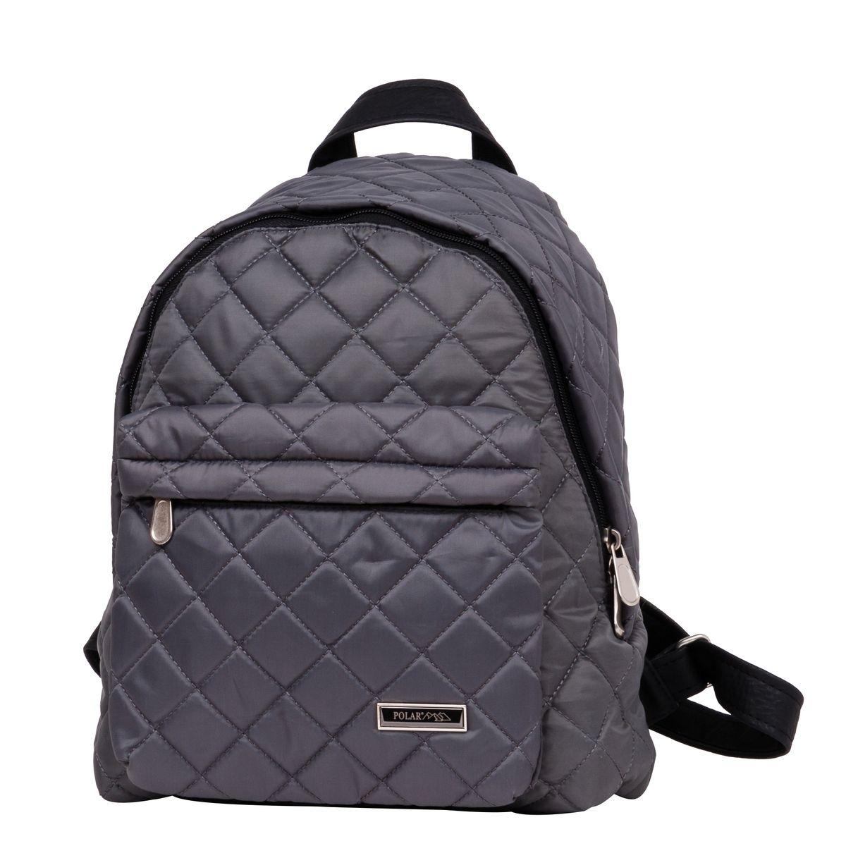 Рюкзак городской Polar, цвет: серый, 16 л. п7074-06 рюкзак городской polar цвет синий 16 л п7074 04 page 3
