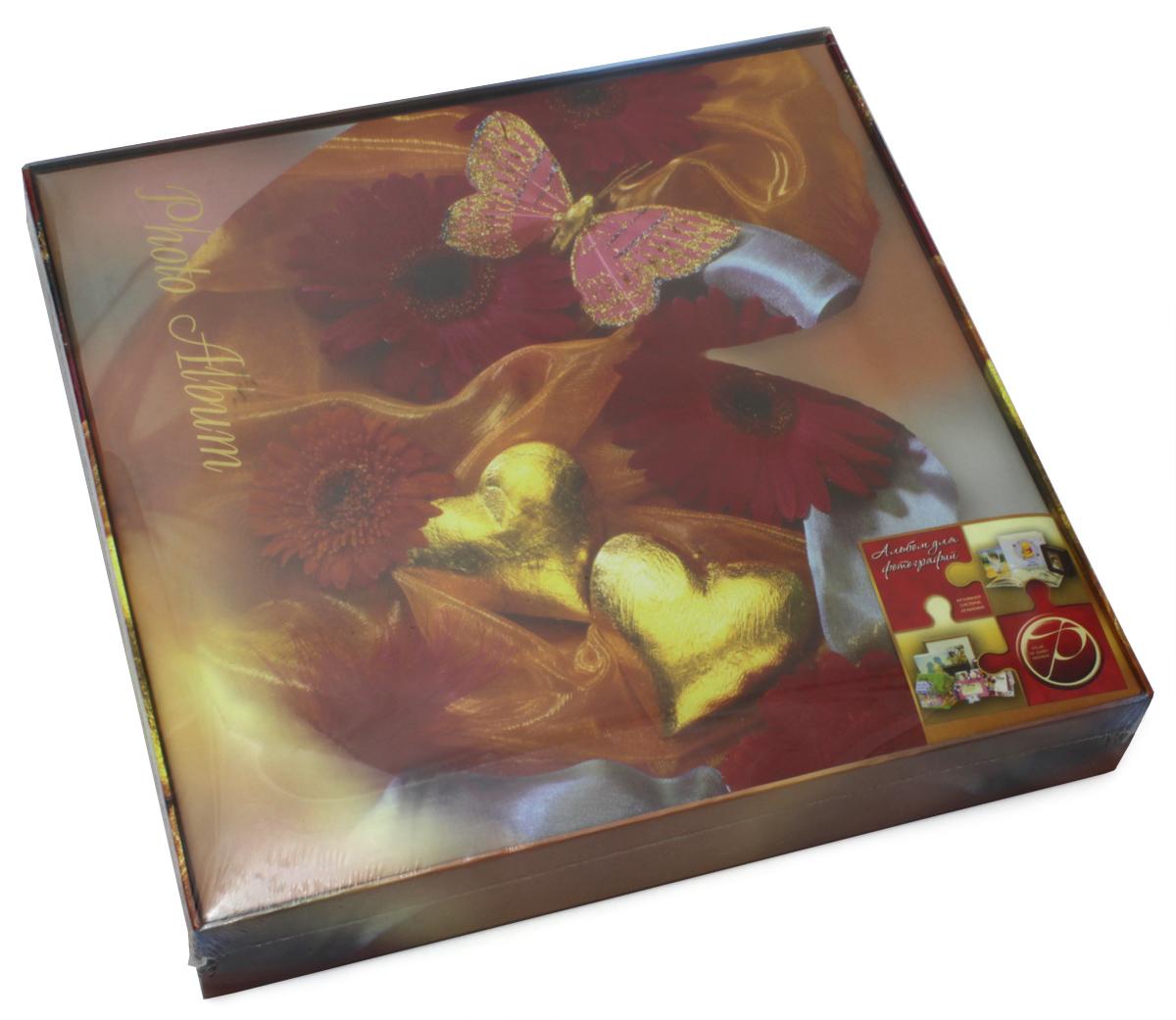 Фотоальбом Pioneer Butterfly Dream, 20 магнитных листов, 28 х 31 см. 12467339792/9781АФотоальбом Butterfly Dream поможет красиво оформить ваши фотографии.Обложка, выполненная из толстого ламинированного картона,оформлена ярким изображением. Альбом с магнитными листами удобен тем, что он позволяет размещать фотографии разных размеров. Тип переплета - болтовой. Материалы, использованные в изготовлении альбома, обеспечивают высокое качество хранения ваших фотографий, поэтому фотографии не желтеют со временем. Магнитные страницы обладают следующими преимуществами: - Не нужно прикладывать усилий для закрепления фотографий; - Не нужно заботиться о размерах фотографий, так как вы можете вставить вальбом фотографии разных размеров; - Защита фотографий от постоянных прикосновений зрителей с помощью пленки ПВХ.Нам всегда так приятно вспоминать о самых счастливых моментах жизни, запечатленных на фотографиях. Поэтому фотоальбом является универсальным подарком к любому празднику.Количество листов: 20 шт.Размер листа: 28 см х 31 см.