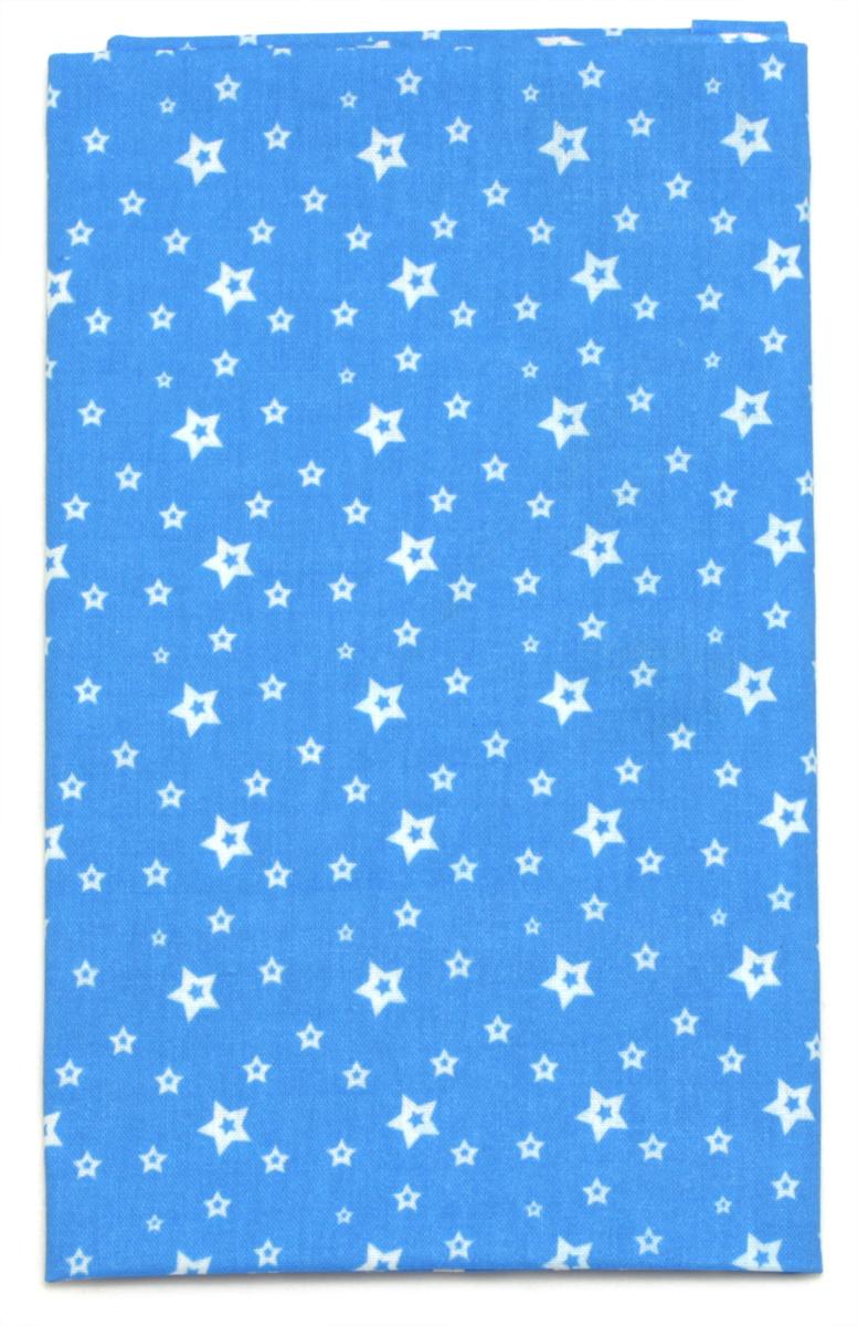 Ткань Кустарь Звезды №16, 48 х 50 см. AM575016AM575016Ткань Кустарь - это высококачественная ткань из 100% хлопка, которая отлично подходит для пошива покрывал, сумок, панно, одежды, кукол. Также подходит для рукоделия в стиле скрапбукинг и пэчворк.Плотность ткани: 120 г/м2. Размер: 48 х 50 см.