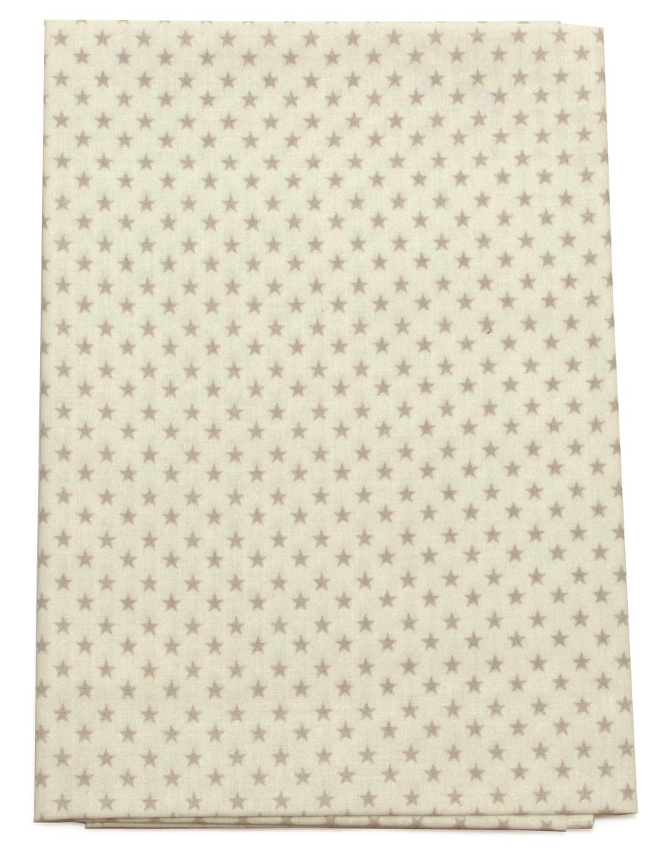 Ткань Кустарь Звезды №43, 48 х 50 см. AM575043 подвеска кустарь кошка 10 см х 12 см х 0 4 см