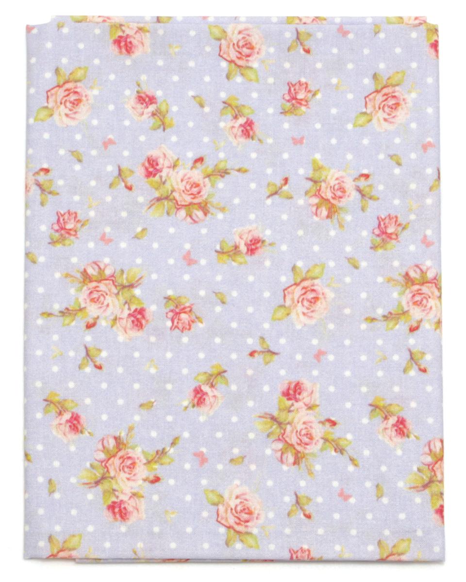 Ткань Кустарь Коллекция шебби шик №14, 48 х 50 см. AM568014AM568014Ткань Кустарь - это высококачественная ткань из 100% хлопка, которая отлично подходит для пошива покрывал, сумок, панно, одежды, кукол. Также подходит для рукоделия в стиле скрапбукинг и пэчворк.Плотность ткани:120 г/м2. Размер: 48 х 50 см.