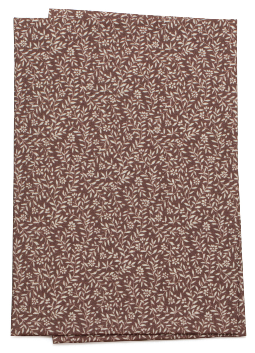 Ткань Кустарь Мелкие яркие цветочки №1, 48 х 50 см. AM577001