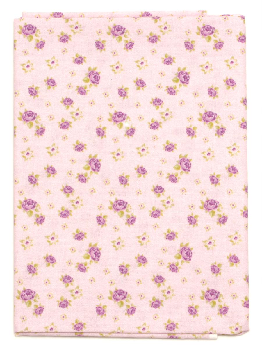 Ткань Кустарь Розы в стиле шебби шик №4, 48 х 50 см. AM586004AM586004Ткань Кустарь - это высококачественная ткань из 100% хлопка, которая отлично подходит для пошива покрывал, сумок, панно, одежды, кукол. Также подходит для рукоделия в стиле скрапбукинг и пэчворк.Плотность ткани:120 г/м2.Размер: 48 х 50 см.