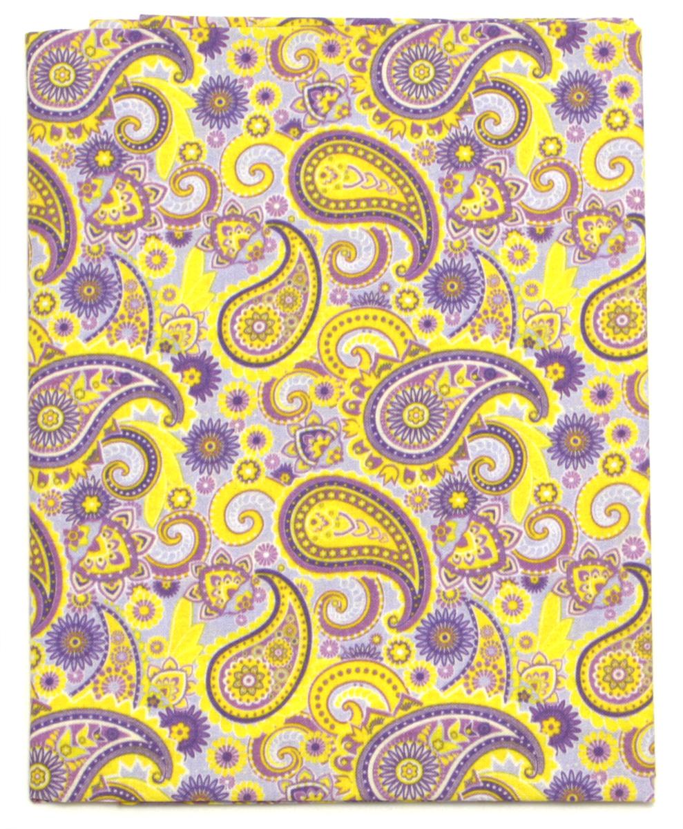 Ткань Кустарь Коллекция пейсли №3, 48 х 50 см. AM604003AM604003Ткань Кустарь - это высококачественная ткань из 100% хлопка, которая отлично подходит для пошива покрывал, сумок, панно, одежды, кукол. Также подходит для рукоделия в стиле скрапбукинг и пэчворк.Плотность ткани:120 г/м2. Размер: 48 х 50 см.