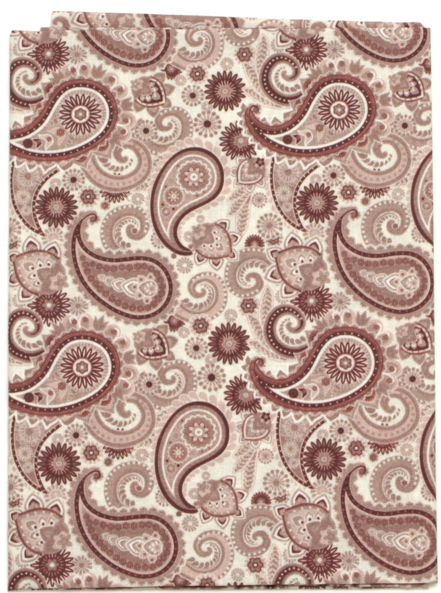 Ткань Кустарь Коллекция пейсли №32, 48 х 50 см. AM604032AM604032Ткань Кустарь - это высококачественная ткань из 100% хлопка, которая отлично подходит для пошива покрывал, сумок, панно, одежды, кукол. Также подходит для рукоделия в стиле скрапбукинг и пэчворк.Плотность ткани:120 г/м2. Размер: 48 х 50 см.