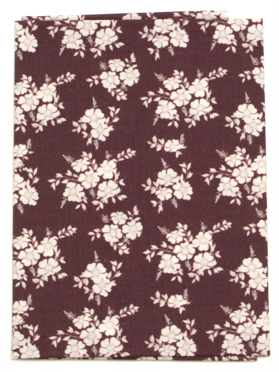 Ткань Кустарь Цветочная коллекция №8, 48 х 50 см. AM609008AM609008Ткань Кустарь - это высококачественная ткань из 100% хлопка, которая отлично подходит для пошива покрывал, сумок, панно, одежды, кукол. Также подходит для рукоделия в стиле скрапбукинг и пэчворк.Плотность ткани: 120 г/м2. Размер: 48 х 50 см.