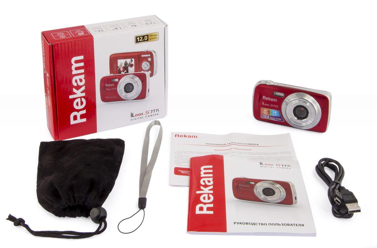 Rekam iLook S777i, Redцифровая фотокамера