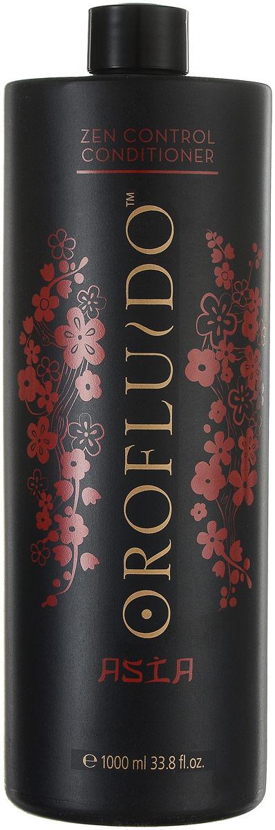Orofluido Asia Spa Zen Control Conditioner - Кондиционер для контроля непослушных волос 1000 мл недорого